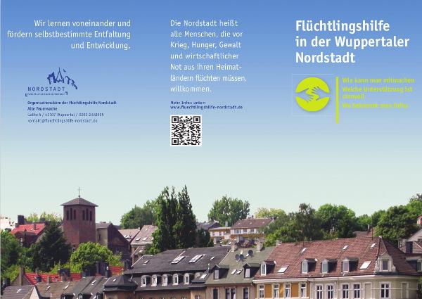 Flyer für Bewohner  der Nordstadt