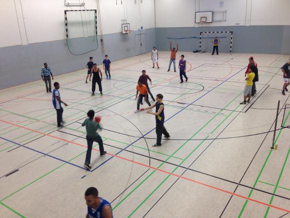 Sport Tag Handball